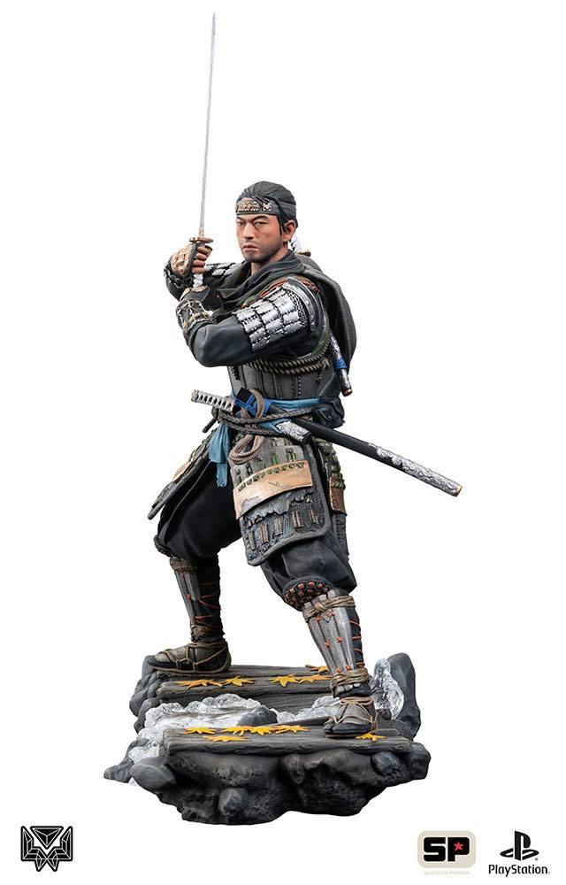 Ghost of Tsushima Statue Jin Sakai 25 cm
