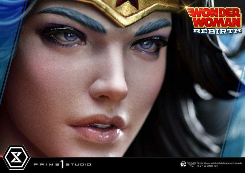 DC Comics Statue 1/3 Wonder Woman Rebirth 75 cm