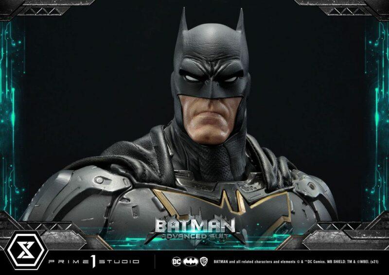 DC Comics Statue Batman Advanced Suit by Josh Nizzi 51 cm