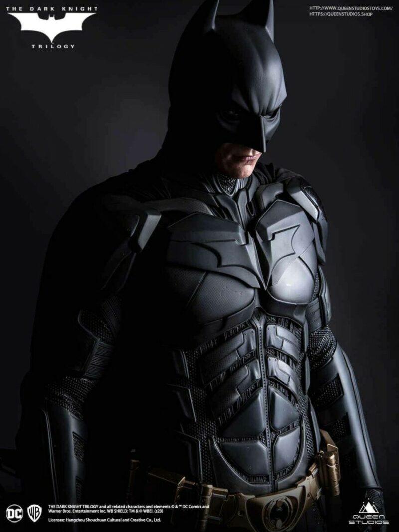 Batman The Dark Knight Statue 1/3 Batman Deluxe Edition 68 cm