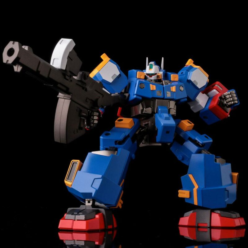 Super Robot Wars X-O PVC / Diecast Action Figure Riobot R-2 Powered Transform Combine 17 cm