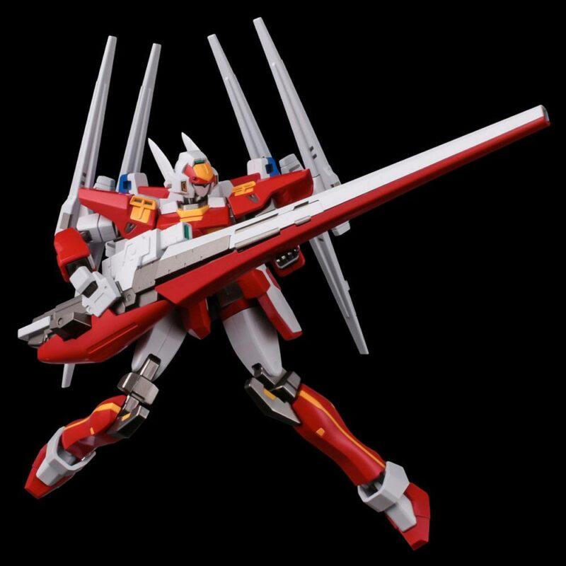 Super Robot Wars X-O PVC / Diecast Action Figure Riobot R-3 Powered Transform Combine 14 cm
