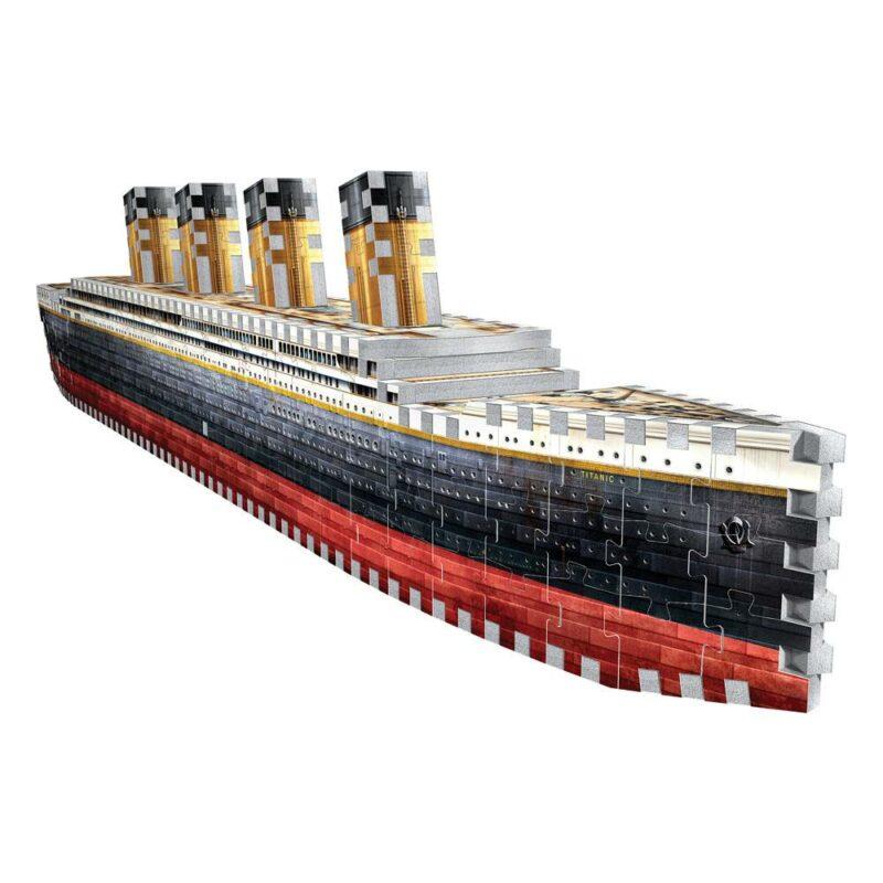 Wrebbit 3D Puzzle Titanic (440 pieces)