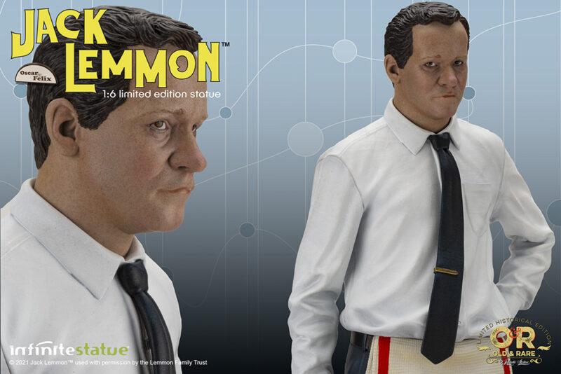 JACK LEMMON OLD&RARE 1/6 RESIN STATUE
