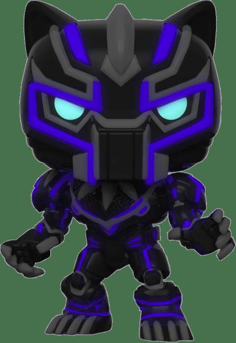 Avengers Mech Strike POP! Vinyl Figure Black Panther Glow in the Dark Limited 9 cm