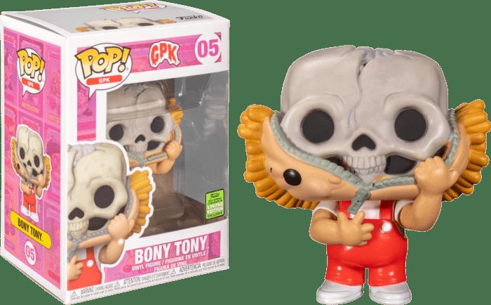 Garbage Pail Kids POP! Vinyl Figure Bony Tony Limited 9 cm (con bollino Spring Convention 2021)