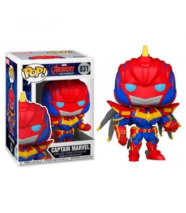 Avengers Mech Strike POP! Vinyl Figure Captain Marvel 9 cm
