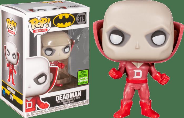 Batman POP! Vinyl Figure Deadman Limited 9 cm (con bollino Spring Convention 2021)