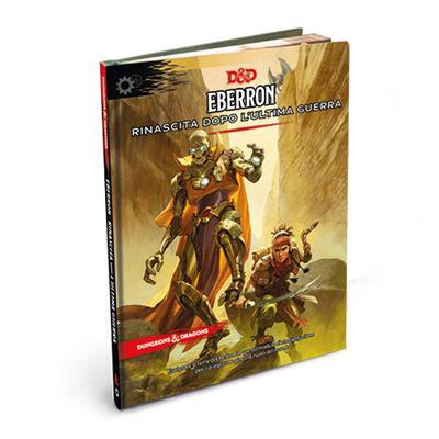 Dungeons&Dragons 5A Edition - EBERRON - Rinascita dopo l'ultima guerra