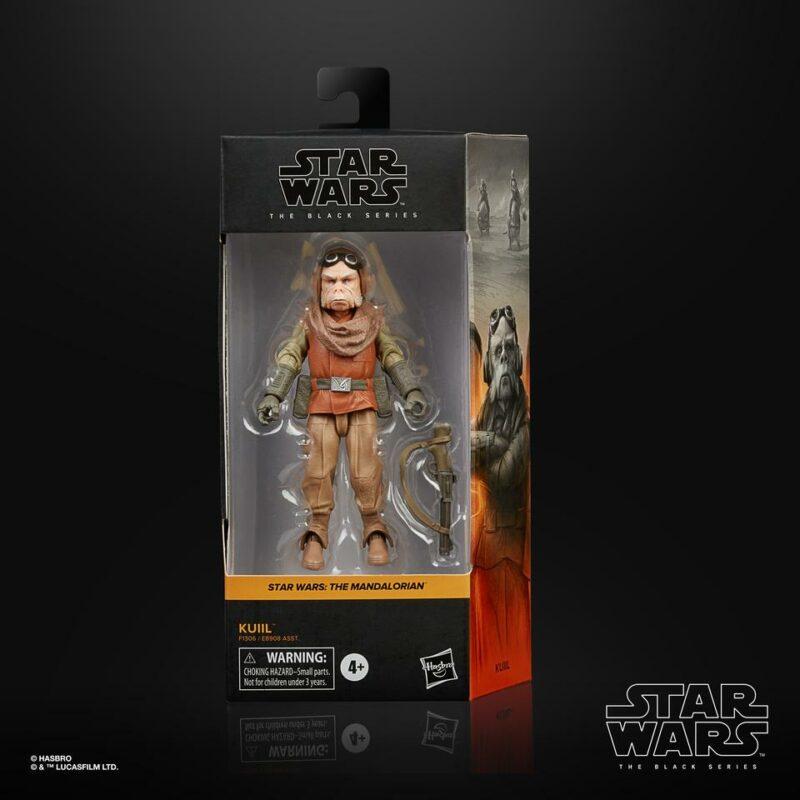 Star Wars Rebels Black Series Action Figure 2020 Kuiil 15 cm