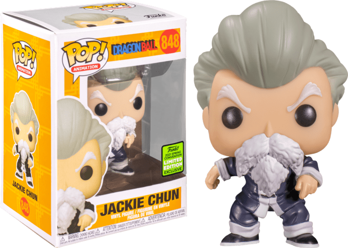 Dragon Ball POP! Vinyl Figure Jackie Chun Limited 9 cm (con bollino Spring Convention 2021)