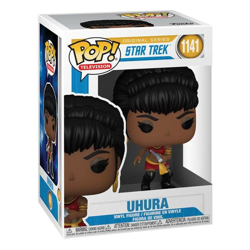 Star Trek: The Original Series POP! TV Vinyl Figure Uhura 9 cm