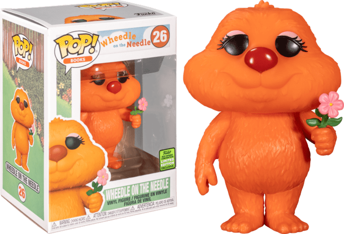 Wheedle on the Needle POP! Vinyl Figure Wheedle Limited 9 cm (con bollino Spring Convention 2021)