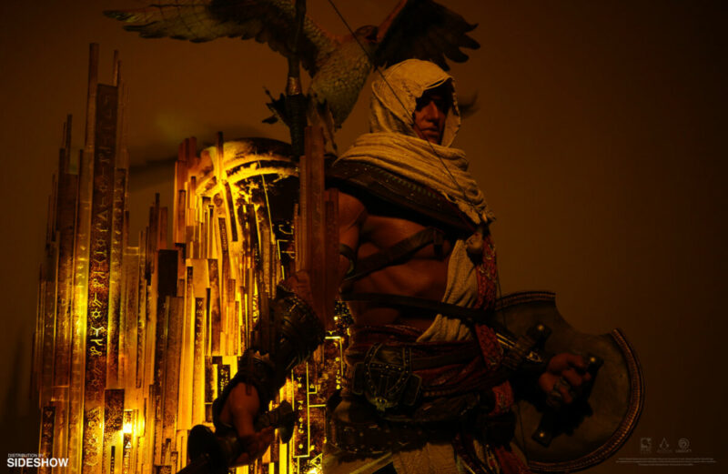 Assassin's Creed - Animus Bayek Statue by PureArts