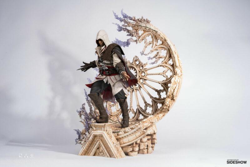 Assassin's Creed - Animus Ezio Statue by PureArts