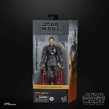 Star Wars Rebels Black Series Action Figure 2020 Moff Gideon 15 cm