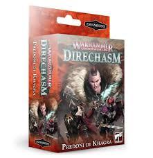 Warhammer Underworlds: Direchasm - Predoni di Khagra