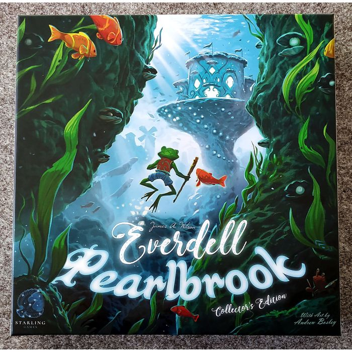 Everdell: Pearlbrook - Collector's Edition