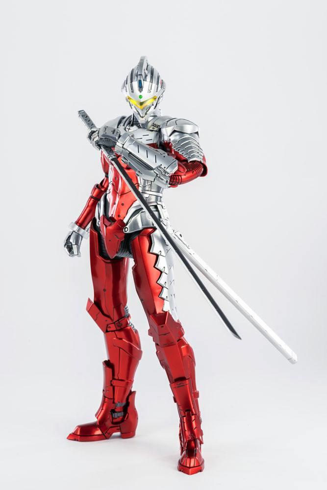 Ultraman FigZero Action Figure 1/6 Ultraman Suit Ver7 Anime Version 31 cm