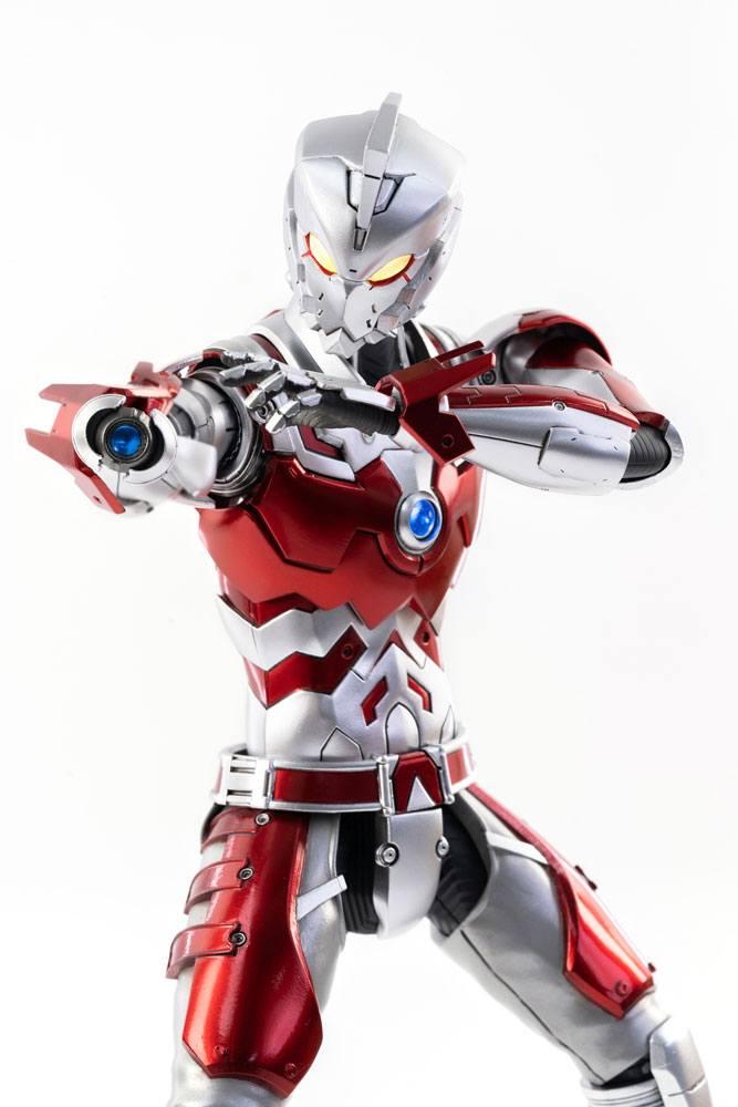 Ultraman FigZero Action Figure 1/6 Ultraman Ace Suit Anime Version 29 cm