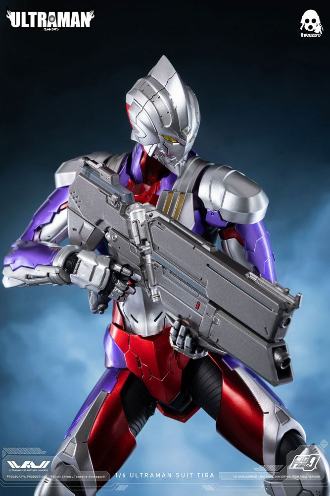 Ultraman FigZero Action Figure 1/6 Ultraman Suit Tiga 32 cm