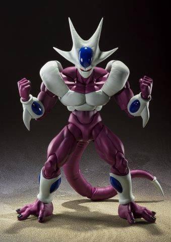 Dragon Ball Z S.H. Figuarts Action Figure Cooler Final Form 19 cm