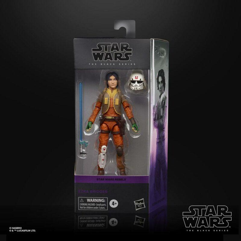Star Wars Rebels Black Series Action Figure 2020 Ezra Bridger 15 cm