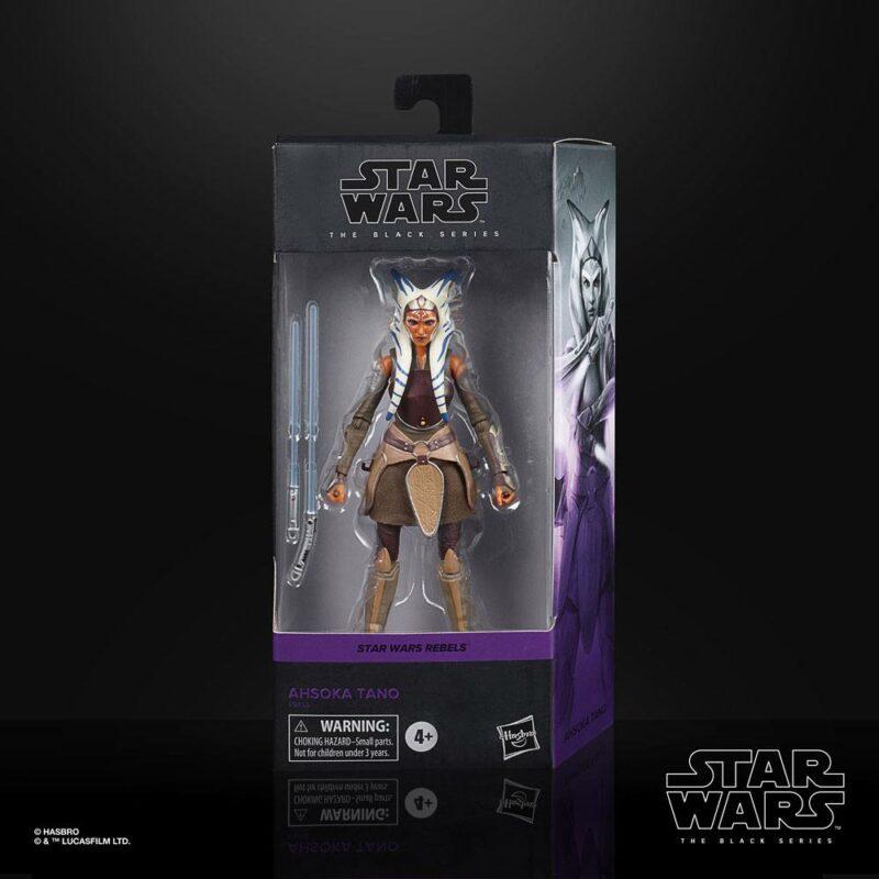 Star Wars Rebels Black Series Action Figure 2020 Ahsoka Tano 15 cm