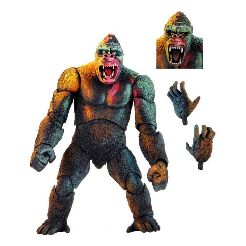 King Kong Action Figure Ultimate King Kong (illustrated) 20 cm