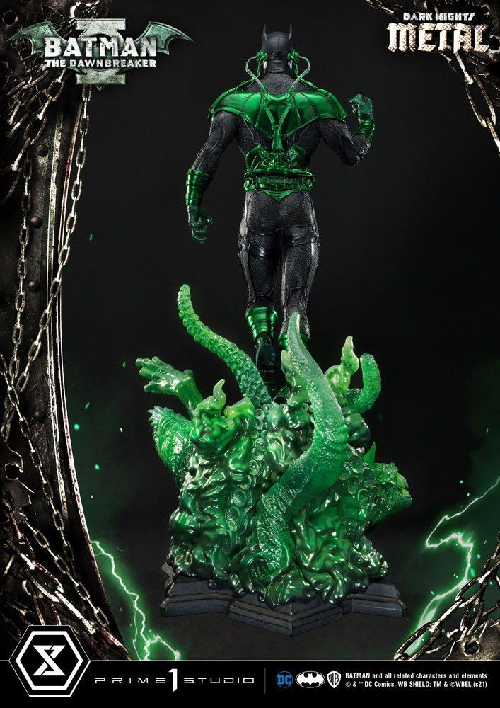 Dark Nights: Metal Statue 1/3 The Dawnbreaker 89 cm