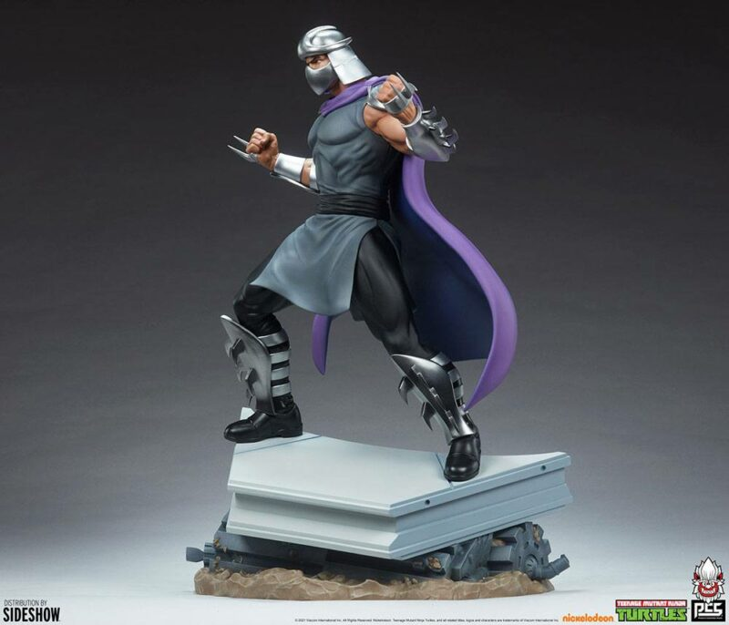 Teenage Mutant Ninja Turtles Statue 1/4 Shredder 56 cm