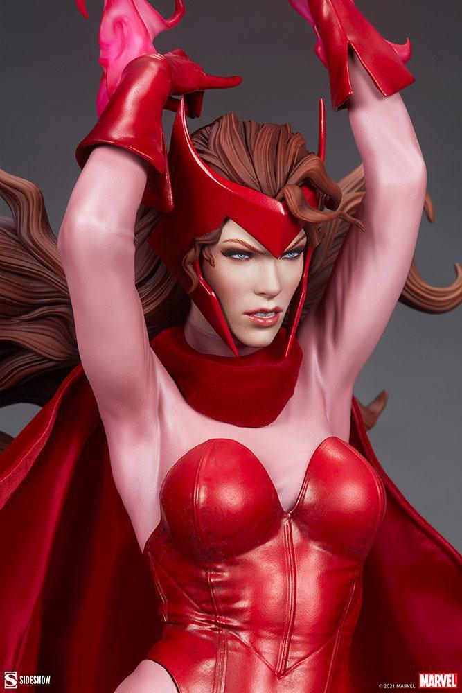 Marvel Premium Format Statue Scarlet Witch 74 cm