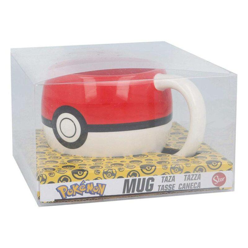 Pokemon 3D Mug Pokeball