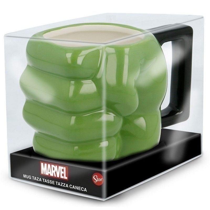 Marvel 3D Mug Hulk Fist