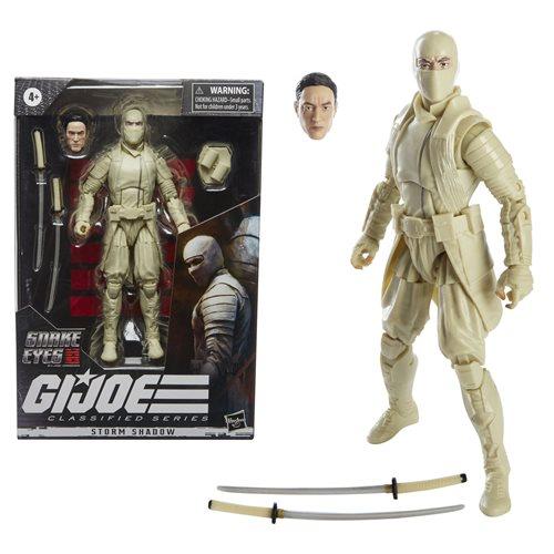 G.I. Joe Classified Series Snake Eyes: G.I. Joe Origins Wave 3 2021 Action Figures Storm Shadow 15 cm