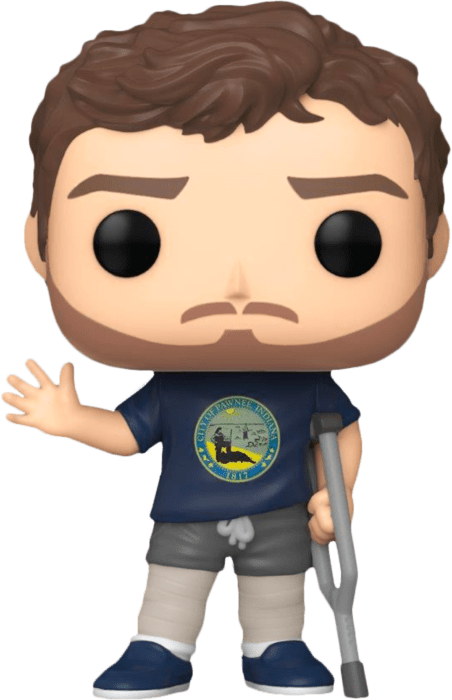 Parks and Recreation POP! TV Vinyl Figure Andy Dwyer Limited 9 cm