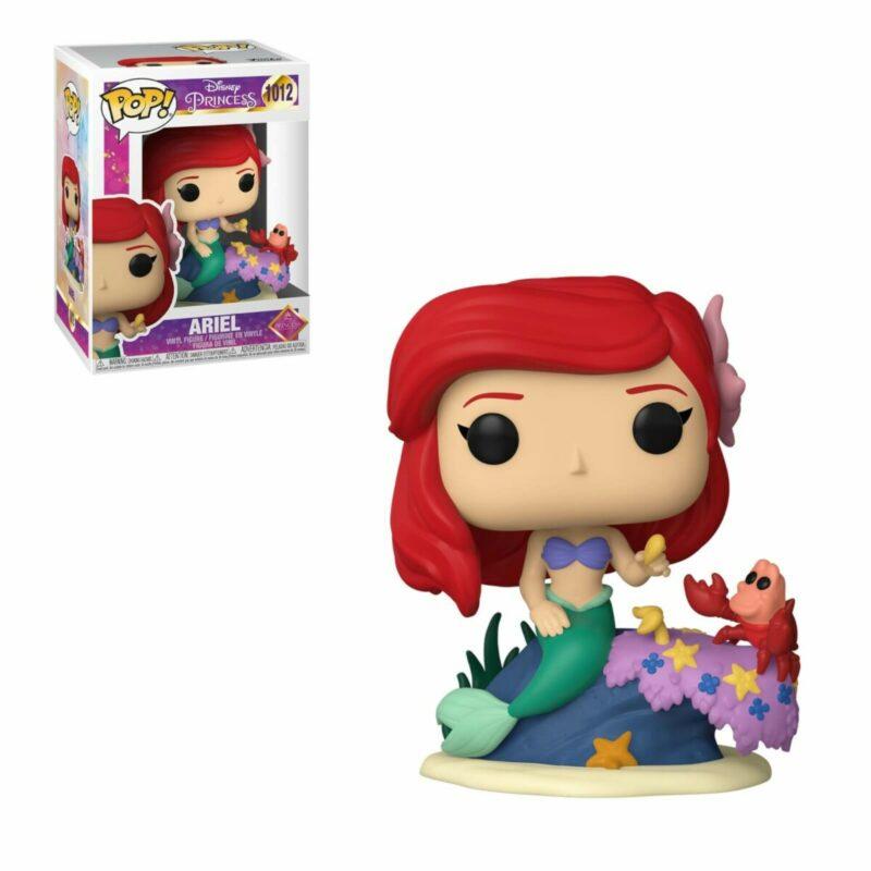 Disney: Ultimate Princess POP! Disney Vinyl Figure Ariel 9 cm