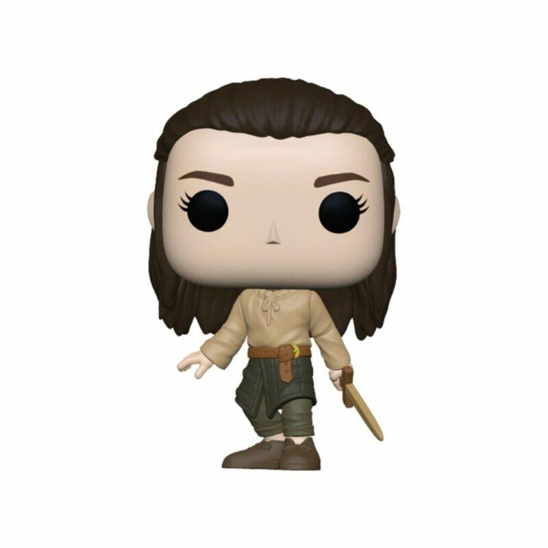 Game of Thrones POP! TV Vinyl Figure Arya Training 9 cm