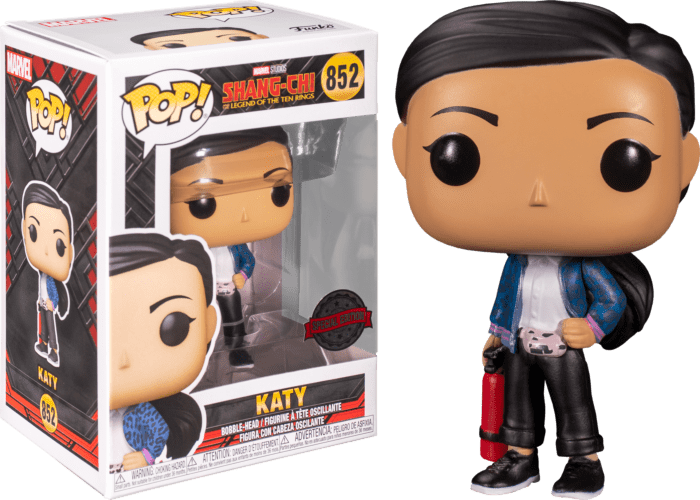 Shang-Chi and the Legend of the Ten Rings POP! Vinyl Figure Katy Limited 9 cm
