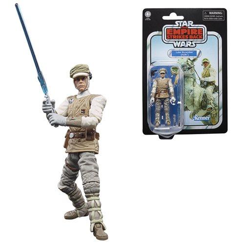 Star Wars Episode V Vintage Collection Action Figure Luke Skywalker 10 cm