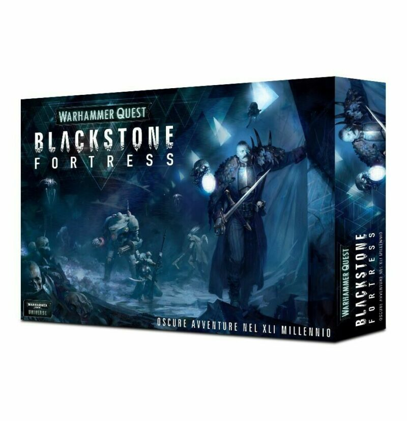 Warhammer Quest: Blackstone Fortress Oscure Avventure nel XLI Millennio