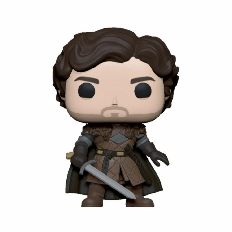 Game of Thrones POP! TV Vinyl Figure Robb Stark w/Sword 9 cm