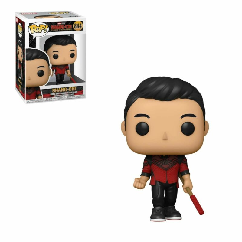 Shang-Chi and the Legend of the Ten Rings POP! Vinyl Figure Shang-Chi Posed 9 cm