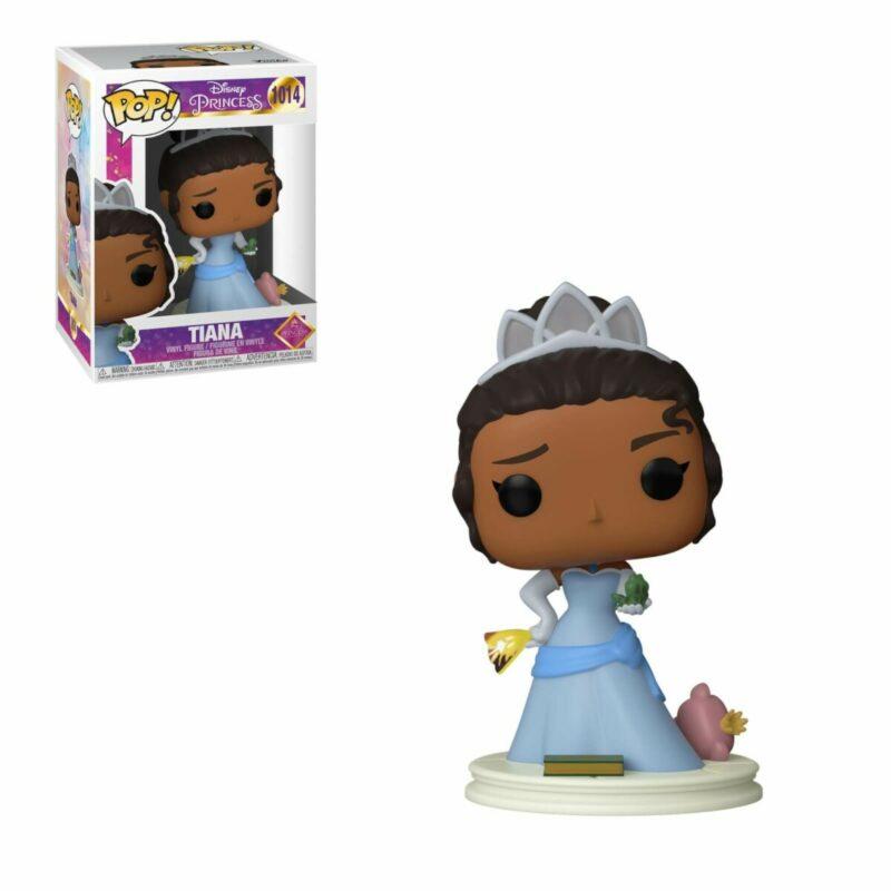 Disney: Ultimate Princess POP! Disney Vinyl Figure Tiana 9 cm