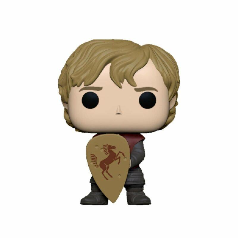 Game of Thrones POP! TV Vinyl Figure Tyrion w/Shield 9 cm