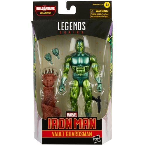 Marvel Legends Comic Action Figure Vault Guardsman 15 cm