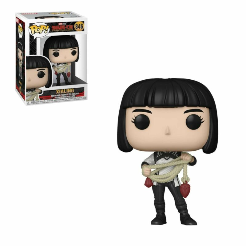 Shang-Chi and the Legend of the Ten Rings POP! Vinyl Figure Xialing 9 cm