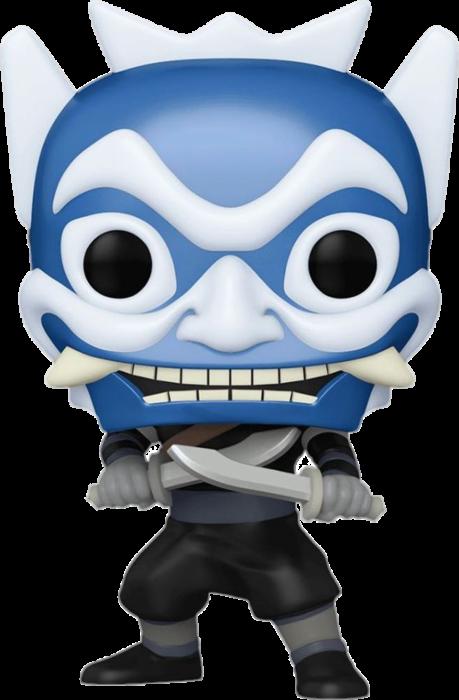Avatar The Last Airbender POP! Animation Vinyl Figure Zuko with Blue Spirit Mask Limited 9 cm