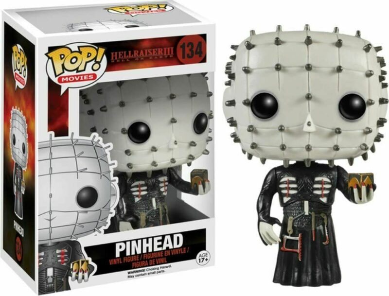 Hellraiser POP! Movies Vinyl Figure Pinhead 9 cm
