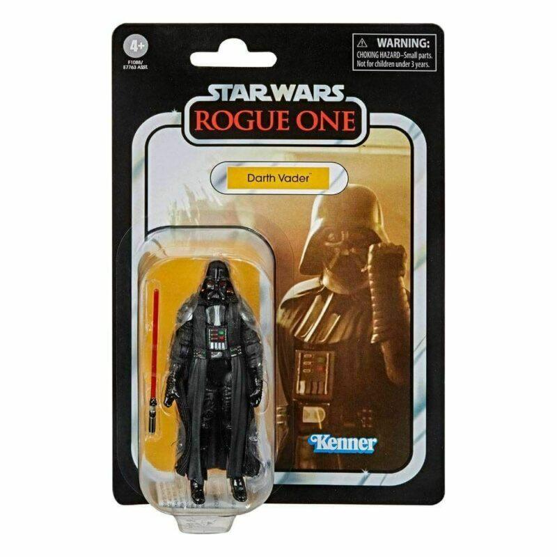 Star Wars Rogue One - Vintage Collection Action Figure Darth Vader 10 cm